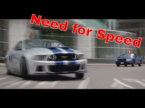 Road Films - Need for Speed (2014)