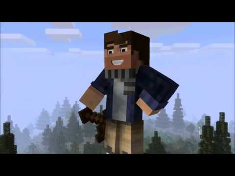 7 Years Old - Minecraft Music Video