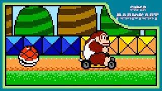 Donut Plains (8-Bit Remix) - Super Mario Kart