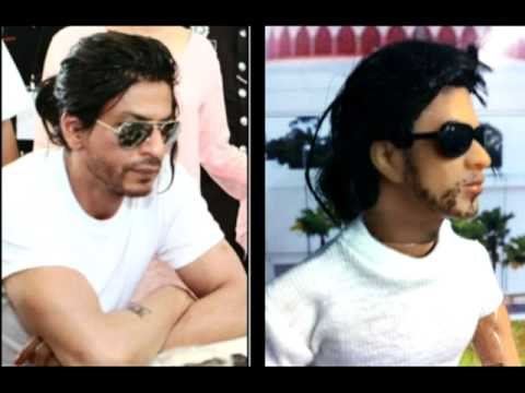 Breaking Free Of The Box Don 2 New Look For Shahrukh Cool Long Hair Braids Srk Doll Tribute Youtube