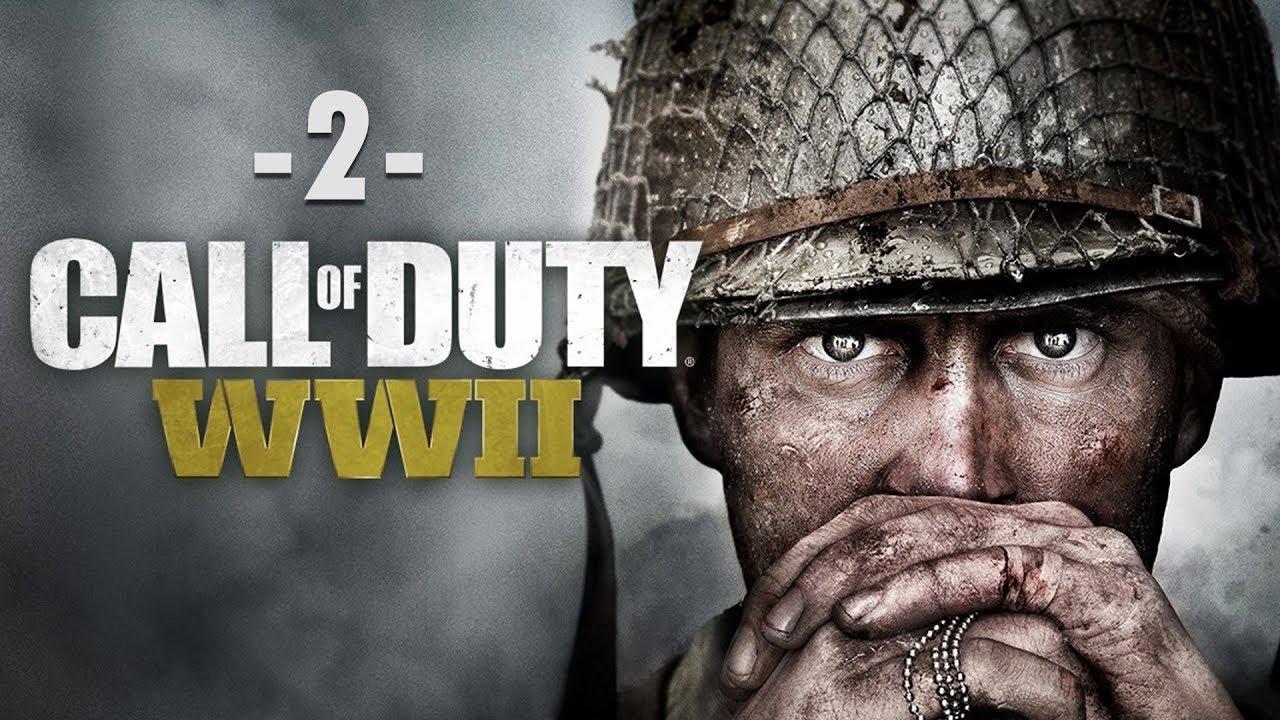 Call of Duty WWII PL (DUBBING) #2 – OPERACJA KOBRA – PC