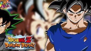 ULTRA INSTINCT IS HERE!!! LIVE SUMMONS AND STEP UP BANNER!? | DRAGON BALL Z DOKKAN BATTLE