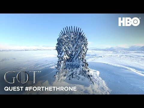Someone found the first of six Iron Thrones HBO hid around the world for 'Game of Thrones'