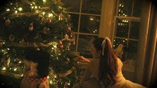 """clara"" From The Nutcracker- Christmas Ribbon Hairstyle"