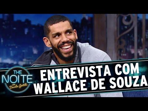 The Noite (29/08/16) - Entrevista com Wallace de Souza