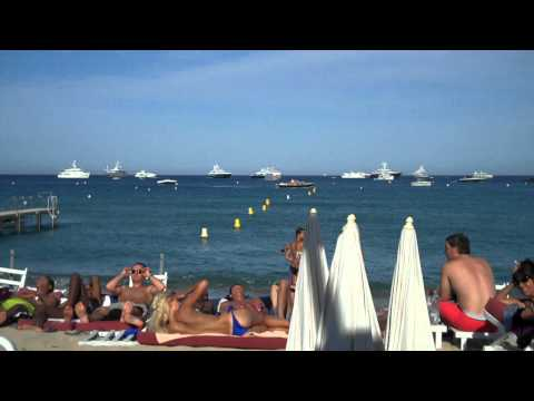 St Tropez beach, France