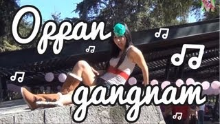 OPPAN GANGNAM!!! JUANXITA FT @MISAELVLOG thumbnail