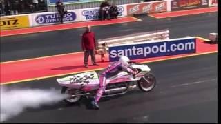 motor drag tercepat di dunia