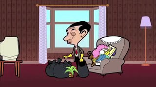 NEW Mr Bean Full Episodes ᴴᴰ The Best Cartoons! New Funny Collection 2016 - Pt 3