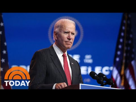 Biden To Announce His Cabinet Picks Tuesday | TODAY