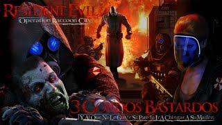 3 Gordos Bastardos - Reseña Resident Evil: Operation Raccoon City