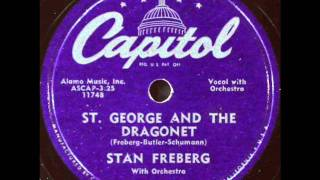 Watch Stan Freberg St George And The Dragonet video