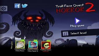 Troll Face Quest Horror 2: 🎃Halloween Special🎃 Android Gameplay