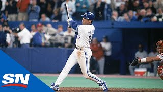 Roberto Alomar Talks About Toronto Blue Jays Historic World Series Win 25 Years Later
