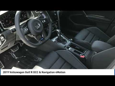 2019 Volkswagen Golf R 2019 Volkswagen Golf R DCC & Navigation 4Motion FOR SALE in Corona, CA V9098