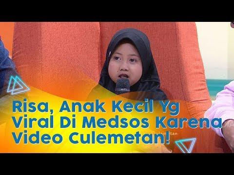 P3H - Risa, Anak Kecil Viral Karena Video Culametan (14/2/20) PART2