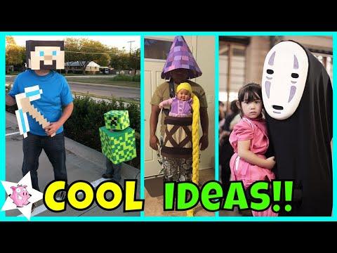 The Best Parent & Child Halloween Costume Ideas Ever