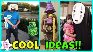 The Best Parent & Child Halloween Costume Ideas Ever