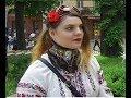 Vyshyvanka parade (Ukrainian Tradional embroidered costume)