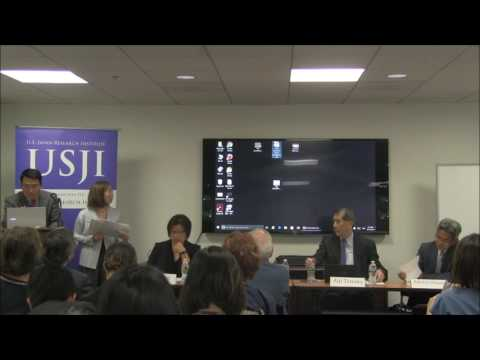 USJI Week Event 3: Issues Related to Immigration and Foreign Workers: Implications to Japan