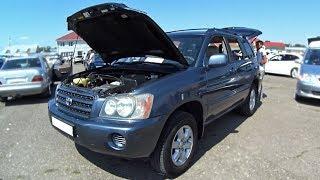 Тойота Халендер 2002 гв 3 500 000 тенге