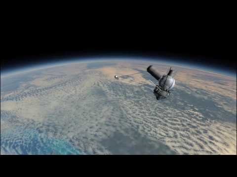 Voskhod 2 (Kerbal Space Program - RSS/RO)