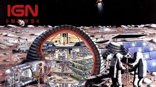 Why the New Head of the European Space Agency Wants to Build a Village on the Moon - IGN News