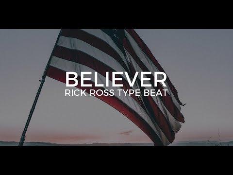 "Rick Ross Nipsey Hussle type beat ""Believer""    Free Type Beat 2019"