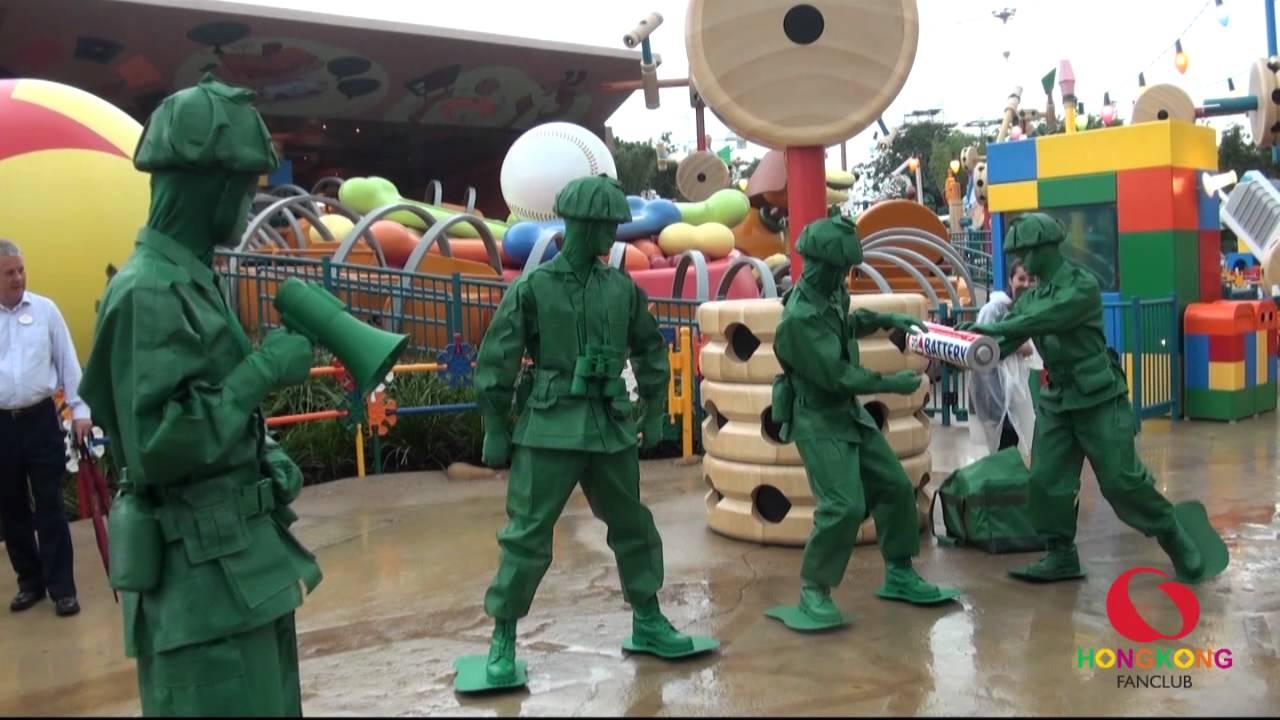 Disneyland Paris Toy Story Hotel