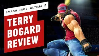 Super Smash Bros. Ultimate: Terry Bogard DLC Review (Video Game Video Review)