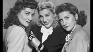 Watch Andrews Sisters Go West Young Man video