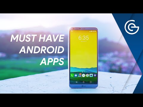 Awesome Android Apps You Must Try (2017)