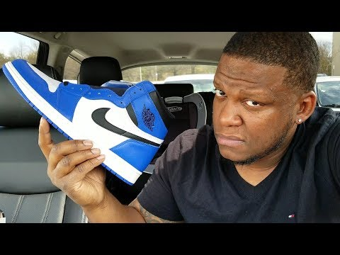 WHY DID I BUY THESE??  JORDAN 1