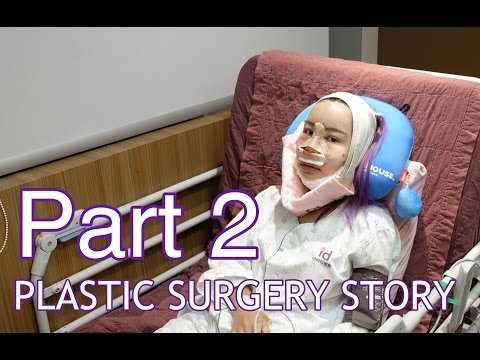 MY PLASTIC SURGERY STORY IN KOREA | Part 2