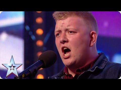 My #BGT Story: Gruffydd-Wyn | Britain's Got Talent 2018