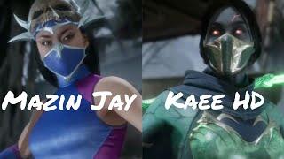 Kitana Vs. Jade (Mortal Kombat 11) Mazin Jay Vs. Kaee HD