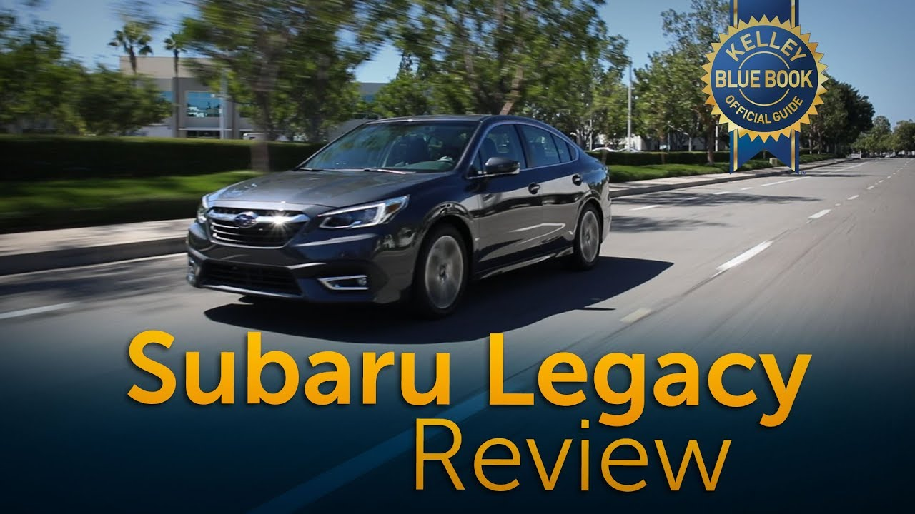 2020 Subaru Legacy - Review & Road Test