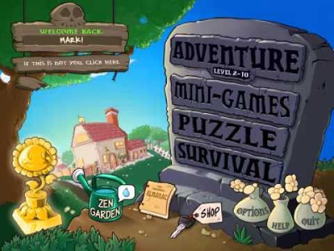 +MARK+PlantsVsZombies+มีโปรเกรมโกง+ตัวเกม+วิธีใช้