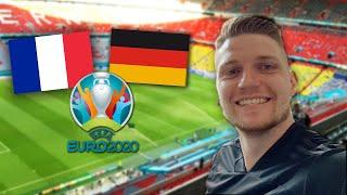 Deutschland vs Frankreich Stadionvlog! ENDLICH WIEDER FANS! EM 2020 PMTV