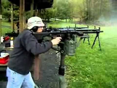 Heckler & Koch 21 - YouTube