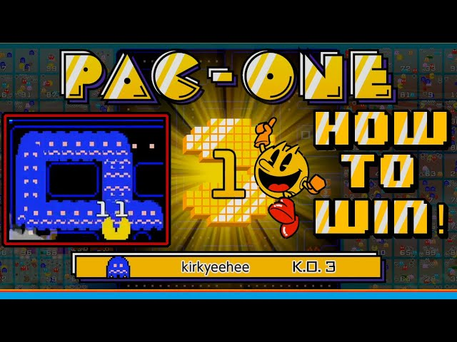 Pac-Man 99 Tips And Tricks To Help You WIN More!