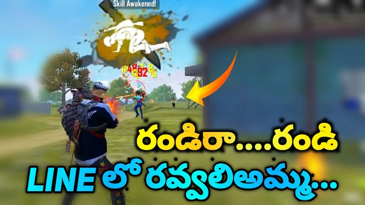 Happy Friendship day - OP Headshots - Free Fire Telugu - MBG ARMY