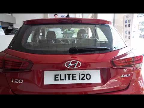 All New Hyundai i20 Facelift 2018 Walk Around Interior and Exterior