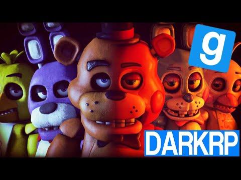 LE RESTAURANT FNAF - Garry's Mod DarkRP