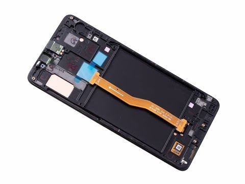 Samsung Galaxy A9 2018 A920F замена экрана и полная разборка replacement lcd