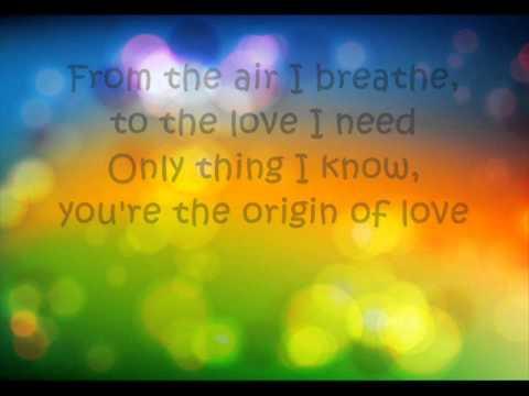 Mika The Origin Of Love (Studio Version + Lyrics)