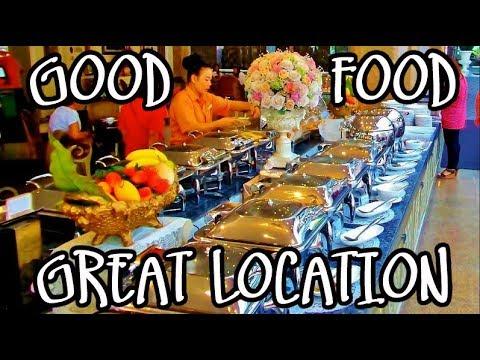 Breakfast Buffet  Pattaya LK Empress Hotel