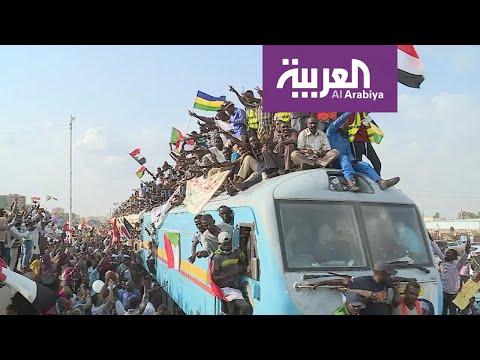قطار عطبرة وسائقه أبهرا العالم وغيرا المعادلة لصالح الحراك  - نشر قبل 3 ساعة