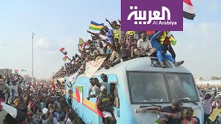 قطار عطبرة وسائقه أبهرا العالم وغيرا المعادلة لصالح الحراك