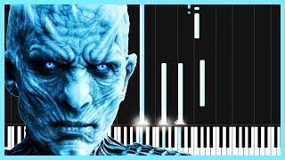 Winter Has Come - Game of Thrones [Piano Tutorial] (Synthesia) // Noah Wojcik